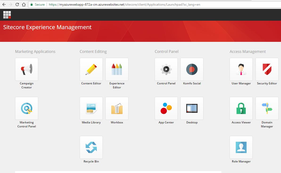 Sitecore_Launchpad
