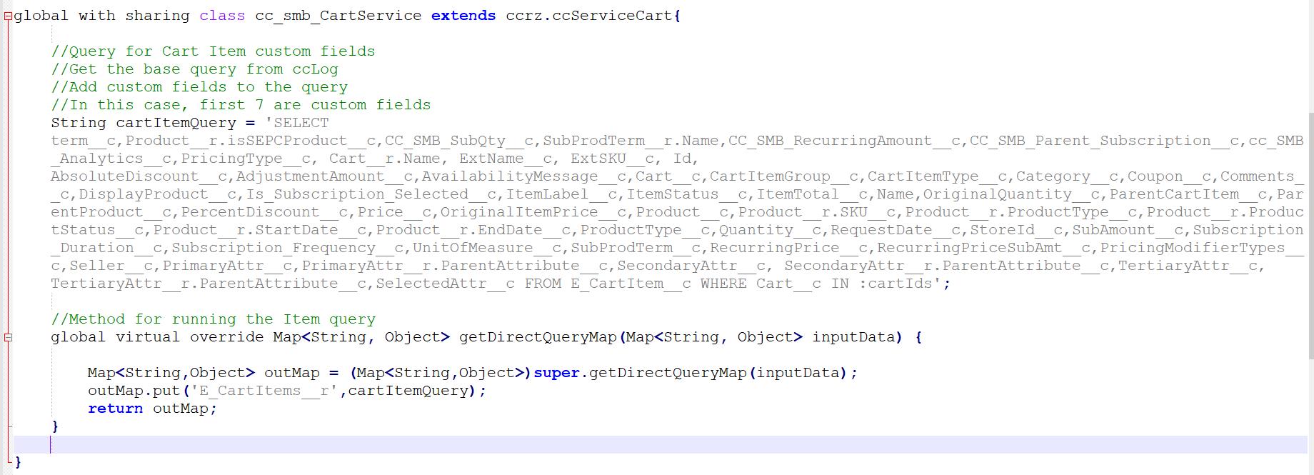 Code2ChildObject