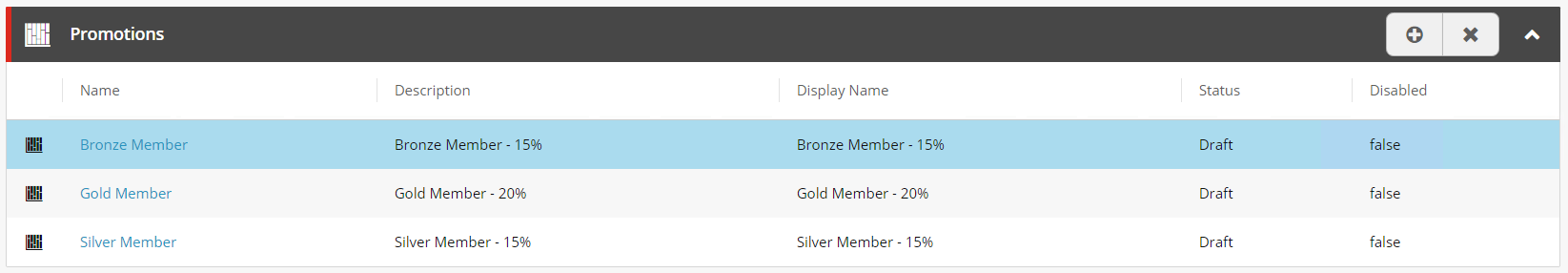 Rule Based Promotions in Sitecore Commerce