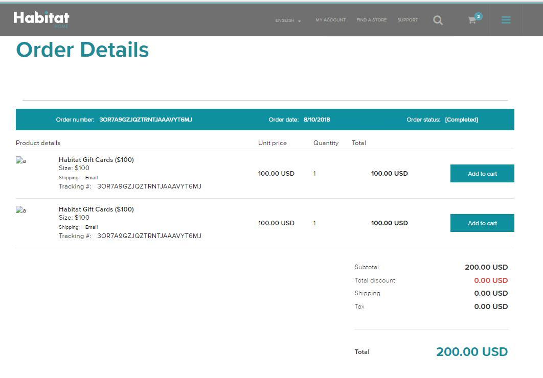 Payment details 3