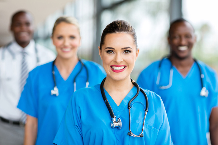 Healthcare Nurses
