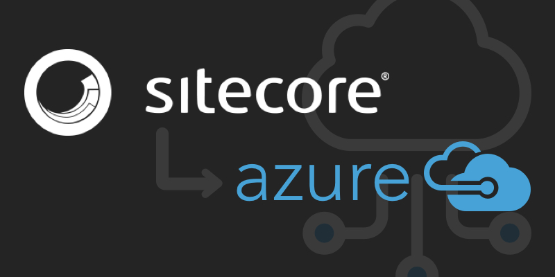 Sitecore deploys to Azure