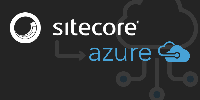 Sitecore deployed to Azure Cloud