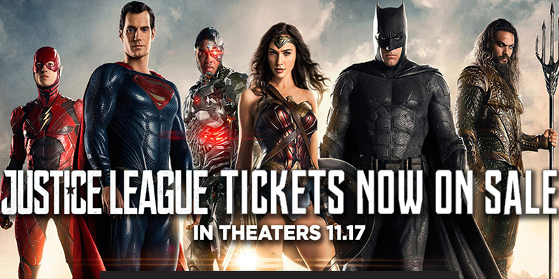 Cinépolis Justice League