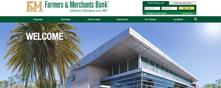 Farmers Merchant Bank