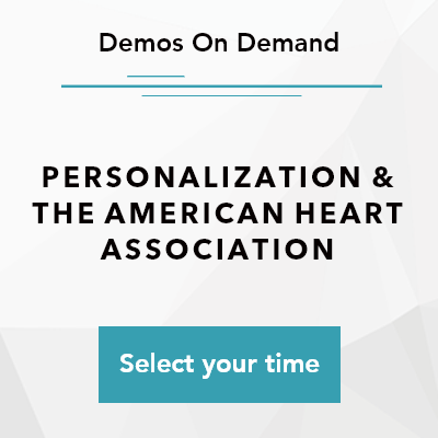 XCentium: Book a time to learn about the American Heart Association path to personalization