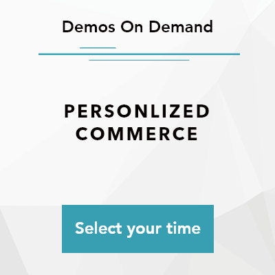 XCentium: Book a time to learn delivered personalized Commerce