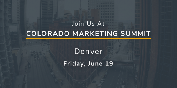 Meet XCentium at the Colorado Marketing Summit in June 2019.