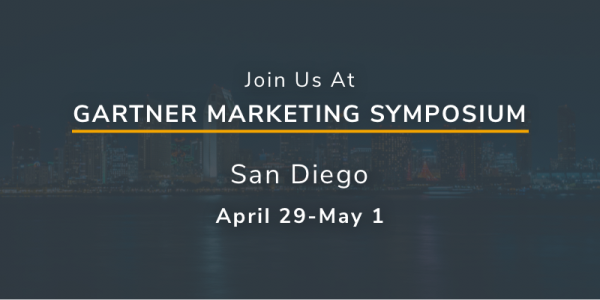 Meet XCentium at Gartner Marketing Symposium 2019.