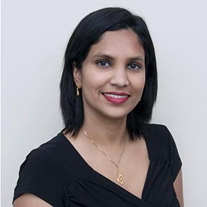 Gomathi Chinnayan, Director of Project Management, XCentium