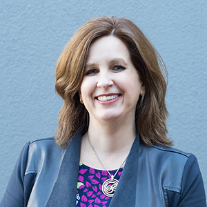 Samantha Goble, Director, Client Services